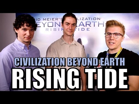 Civilization Beyond Earth: Rising Tide Interview