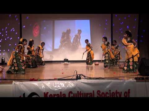 KCS Summer Dreams 2012 - Chadh Gayo Papi Bichhua dance