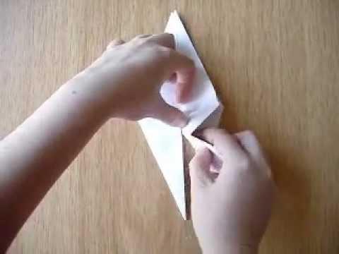 Сделай сам голубь из бумаги