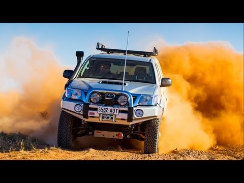 thumbnail of 2012 Toyota HiLux ARB Sahara Bar