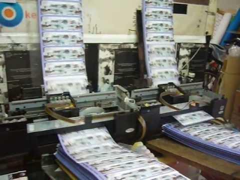 Digital Numbering (numbering with inkjet printers)
