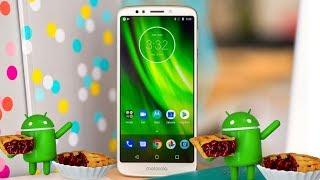 Motorola Moto G6 Play receiving Android Pie update