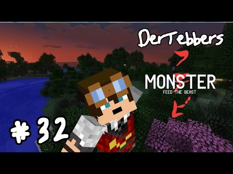 Minecraft FTB Monster - 032 - Bring me a Shrubbery!