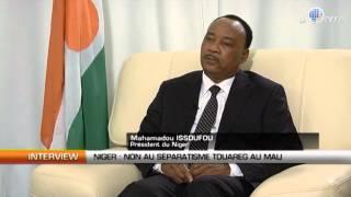 Al quaraTV -Entretien avec Mr Mahamadou ISSOUFOU, Président du Niger