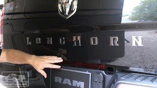2018 Ram 1500 Laramie Longhorn Southfork Edition