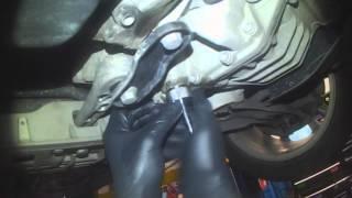 VW B6: Passat / CC DSG fluid change