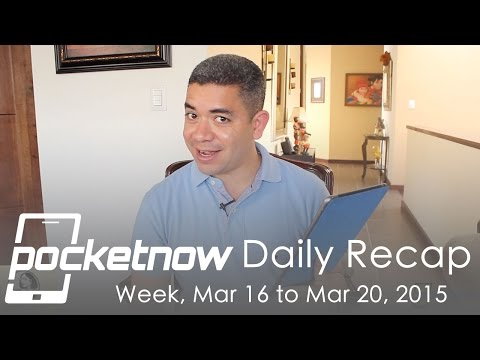 Apple Watch thoughts, New Moto 360, Tag Heuer comments & more - Pocketnow Daily Recap
