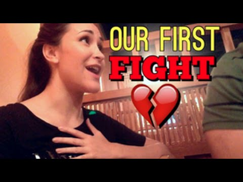 VLOGtober: M&M And I Had Our First Fight