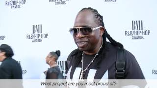 "Jerome ""J Roc"" Harmon Interviewed at the BMI R&B/Hip Hop Awards"