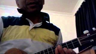 Tutorial for beautiful saviour (ukulele cover)