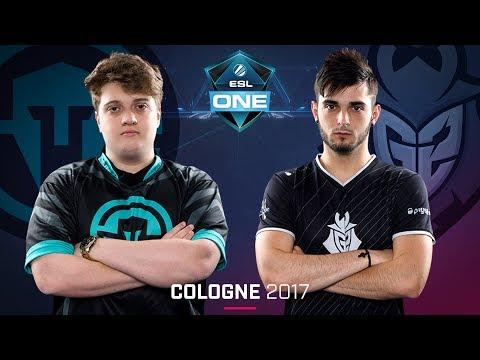 CS:GO - Immortals vs. G2 [Cbble] - Swiss Round 3 - ESL One Cologne 2017
