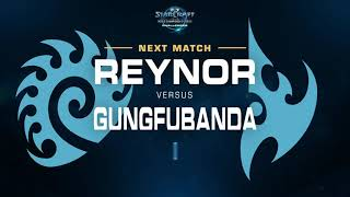 GunGFuBanDa vs Reynor PvZ – Group A – WCS Challenger Europe Season 3
