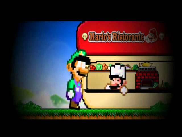 Le Restaurant de Mario en français