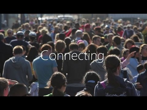 Connecting - Trends in UI, Interaction, & Experience Design