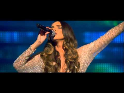 Nadine Coyle- I Can See The Stars live at the London Palladium