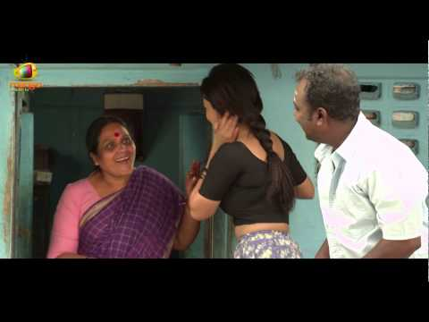 Gajjala Gurram Movie Scenes - Casting Director checking out Sana Khan - Dirty Picture
