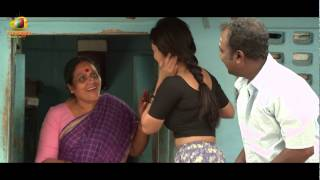 The Dirty Picture - Gajjala Gurram Movie Scenes - Casting Director checking out Sana Khan - Dirty Picture