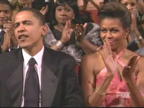 PRESIDENT BARACK OBAMA HONORED - HILL HARPER, FANTASIA, JULIAN BOND Music Videos