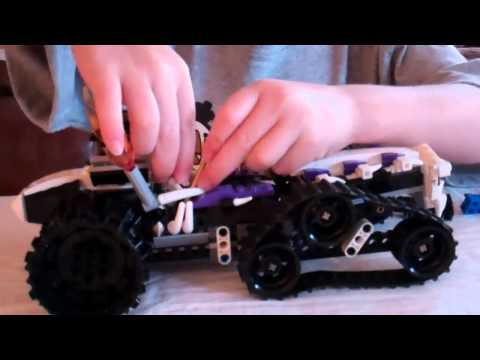 Lego Ninjago Turbo Shredder Review