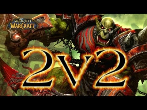 90 BM Hunter PvP (1080p) Hunter Warrior 2v2 - World of Warcraft BattleMasterPvP
