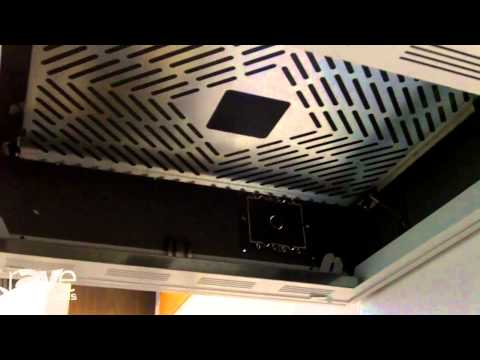 InfoComm 2015: Chief Shows CMS Series of Ceiling Storage Solutions