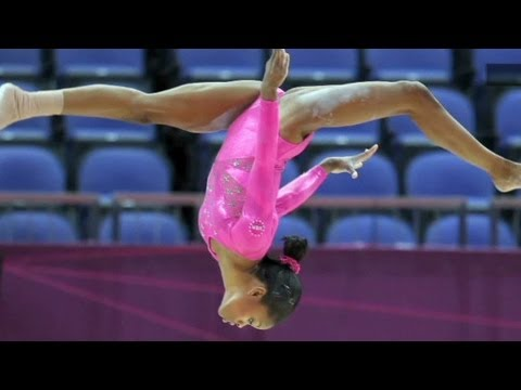 Gymnast Gabby Douglas' mom on Olympic sacrifices