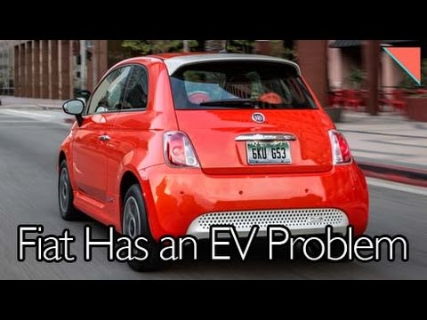 Fiat Loses a Fortune on Electric Cars, VW Submits Diesel Recall Plan - Autoline Daily 1750