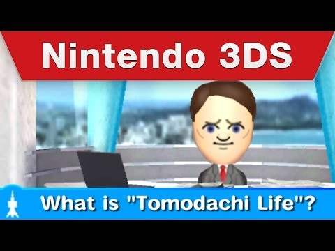 Tomodachi Life Direct 4.10.14