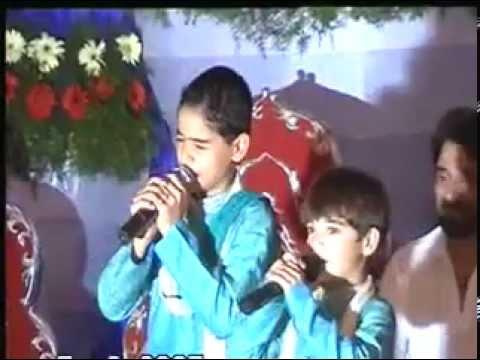 Ali Shanawar & Ali Jee Live - Wafa Jiska Parhey Kalma