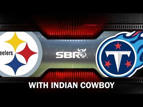 NFL Week 11 Monday Night Football: Pittsburgh Steelers vs Tennessee Titans w/ Indian Cowboy, Loshak