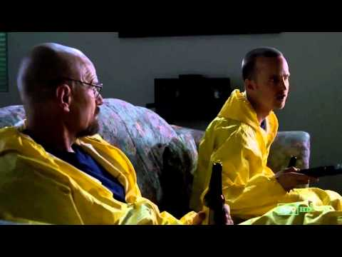 Breakbad Mountain, una parodia de Breaking Bad al estilo Brokeback Mountain