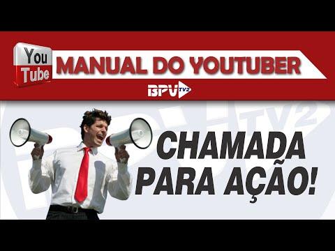Como fazer seu canal crescer - Chamada para ação - Manual do Youtuber #04 thumbnail