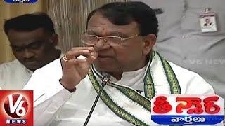 Minsiter Pocharam Srinivas Admits Corruption In Rythu Bandhu Scheme - Teenmaar News  - netivaarthalu.com