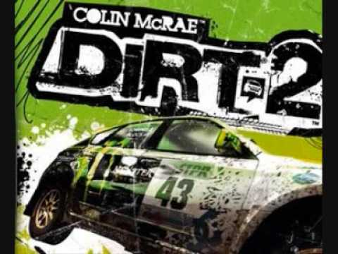 Colin McRae Dirt 2 OST - Bloc Party / Talons