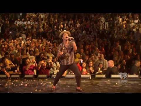 Bruno Mars Iheartradio Music Festival 2013 video