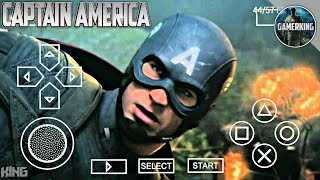 [28MB] Captain America Highly Compressed Download Android | Captain America Android Game Download