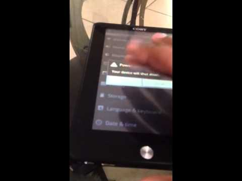 How-to factory reset a android tablet mid 7016