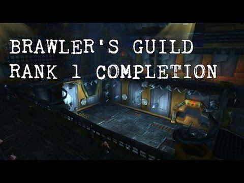 World of Warcraft: Legion - Brawler's Guild Rank 1 (7.2 MM Hunter)