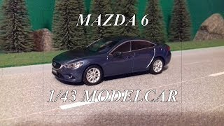 Mazda 6 (Atenza) 1/43 scale model car