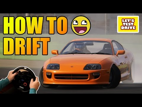 Assetto Corsa: How To Drift With a Logitech Driving Force GT @ 900 Degrees UPDATE GUIDE TUTORIAL