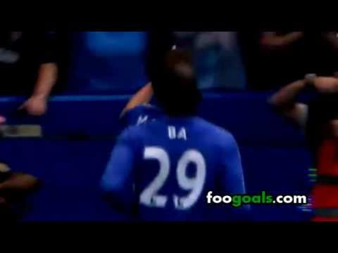 Juan Mata Goal Against Everton (Chelsea 1-0 Everton) 19.05.2013