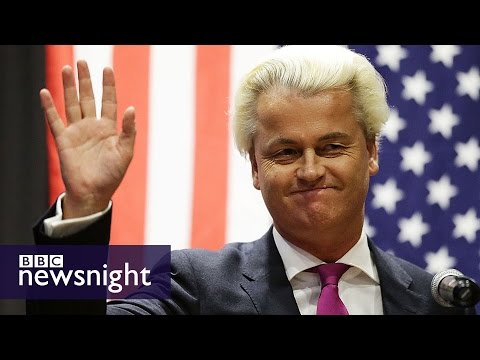 Dutch election: Will populism win or lose in the Netherlands? - BBC Newsnight