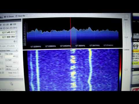 RTL SDR + 100mHz konverter