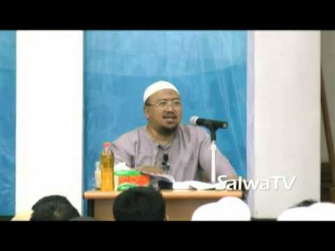 Jawaban Islam Terhadap Pergaulan Bebas - Ustadz Mahfudz Umry,Lc