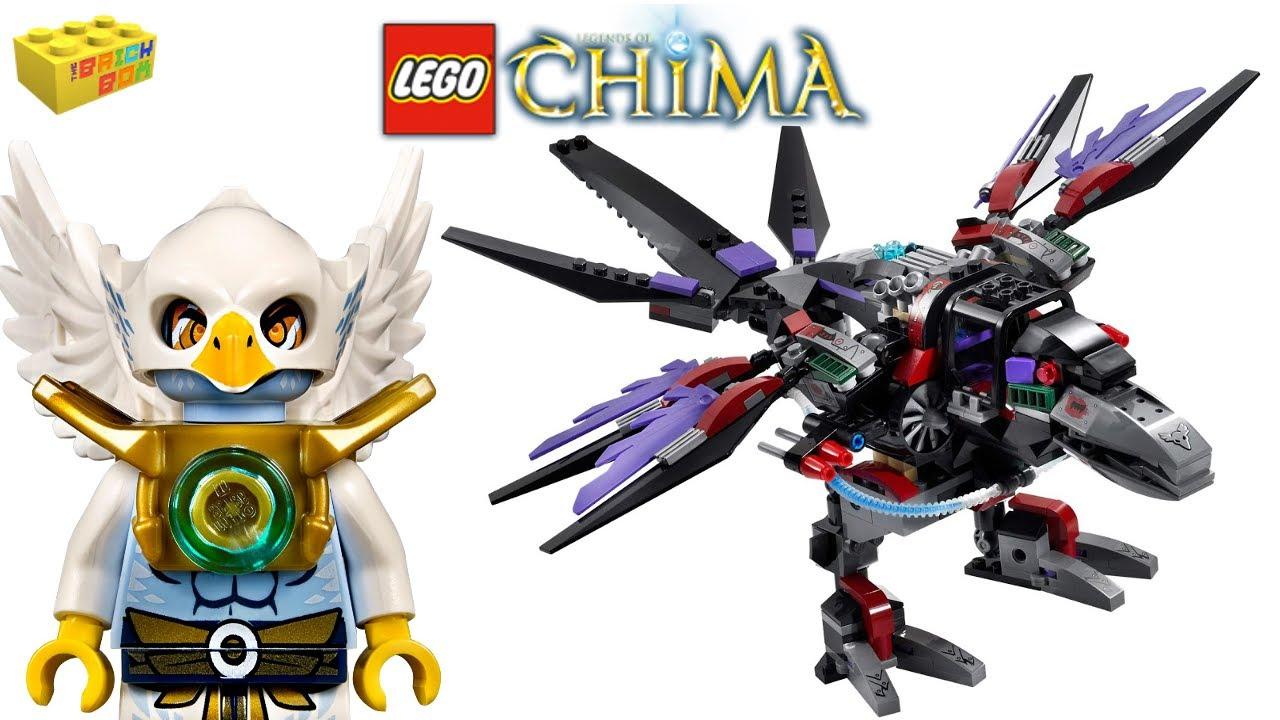 Lego Chima Ravens Lego Legends of Chima Razar 39 s
