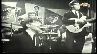 Freddie & The Dreamers - I Love You Baby   [1964]