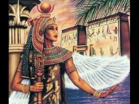 La diosa Hator: belleza, amor, feminidad, danza, mucica (mitología egipcia)