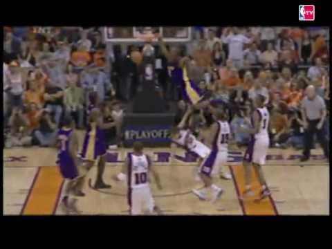 NBA Top Dunkers! Kobe Bryant