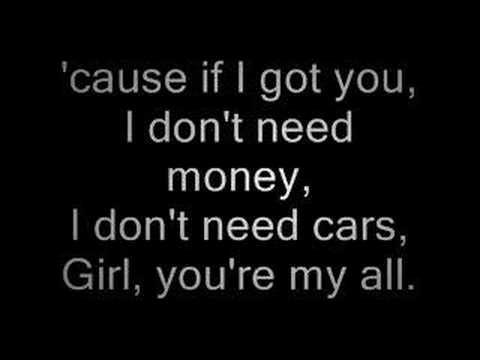 Lyrics To With You By Chris Brown video