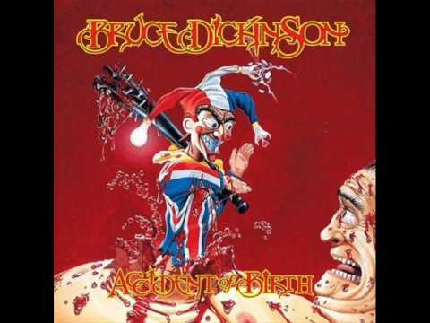 Bruce Dickinson - Taking The Queen
